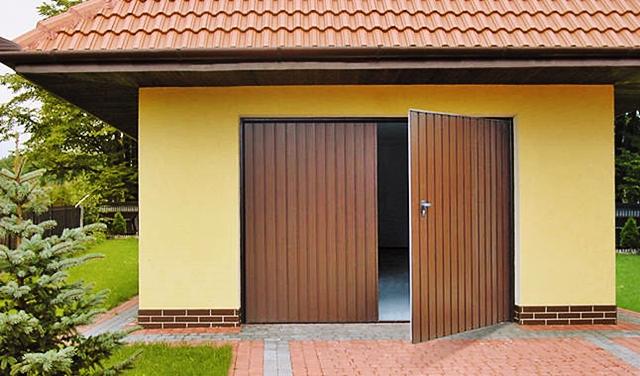 Brama garażowa kraków