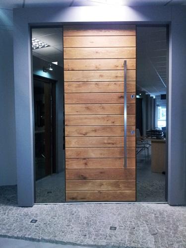 Unikalne Drzwi zewnętrzne Kraków OM28